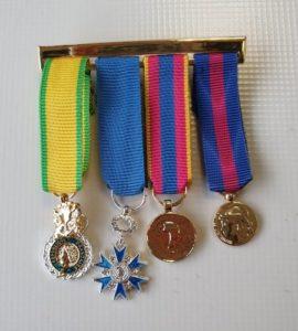 montage médaille militaire réduction