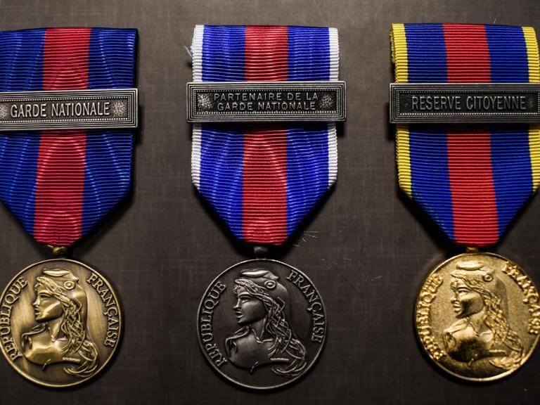 MRV DSI echelon argent bronze or