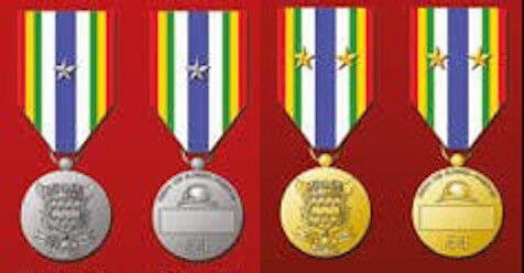 Médaille de l'union départementale des sapeurs-pompiers de Loire-Atlantique